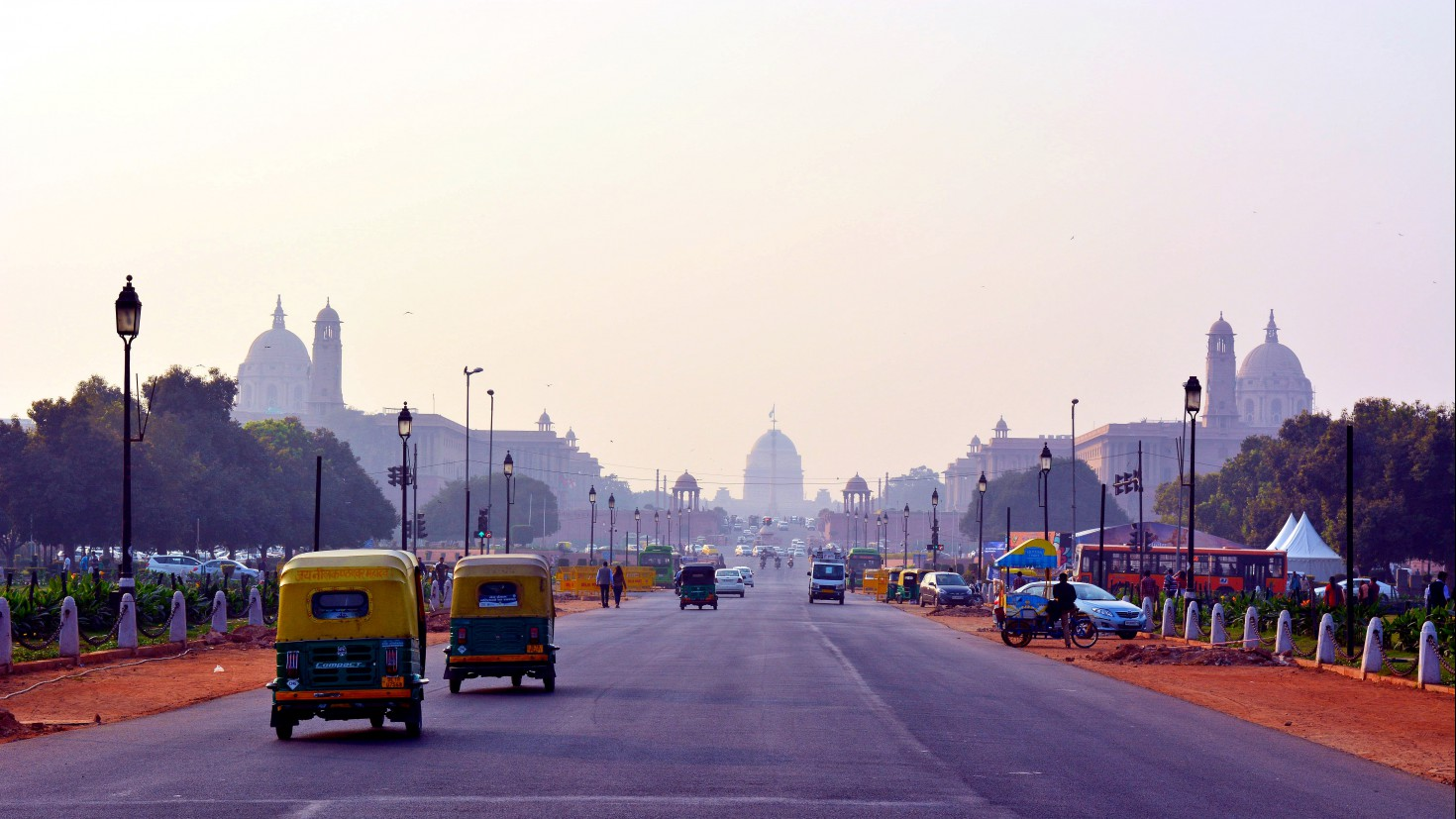 CICERO is leading a new project focusing on india. Photo: Laurentiu Morariu, Unsplash