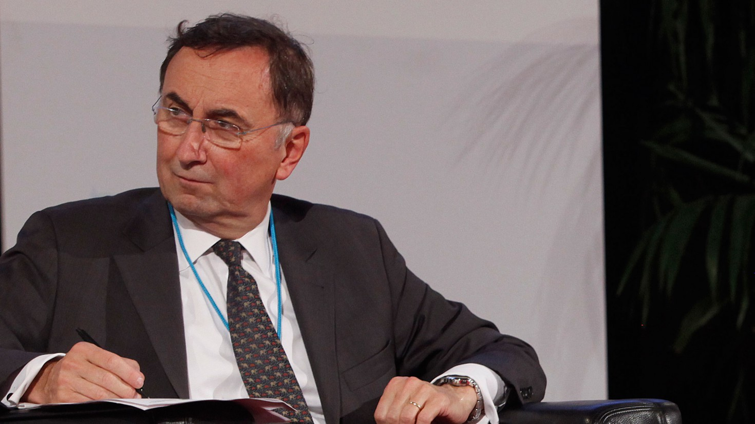 """""""There is very little, practically no discussion about geo-engineering at the policy level. Our job is to move the debate from academia into intergovernmental policy space and to develop governance"""", said Pasztor when KLIMA met him at COP22 in Marrakech. Photo: UNIDO / FLICKR"""